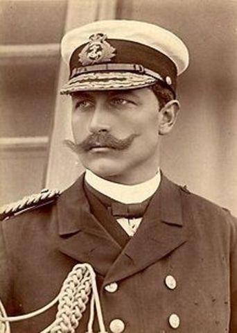 Emperor William II