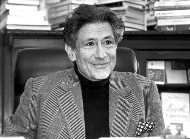 Biografia de Edward Said