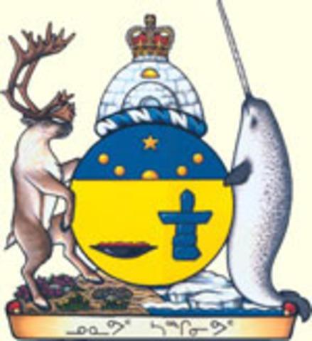 Nunavut entered Canada