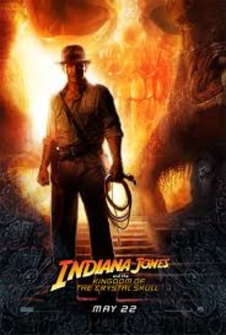 Indiana Jones hits the big screen