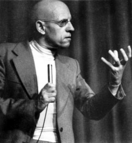 Ideas de Michel Foucault sobre la dinámica del discurso y del poder en la representación de la realidad social