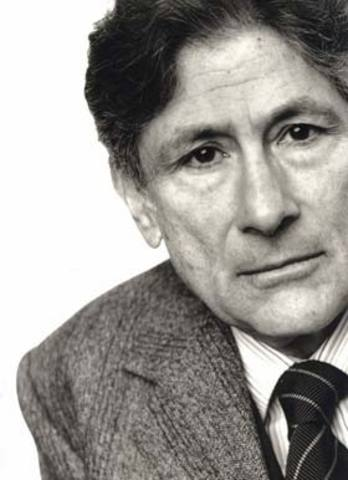 """El orientalismo"". Edward Said"
