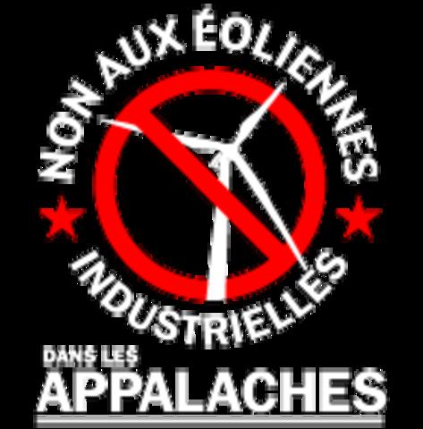 Manifestation anti-éolienne