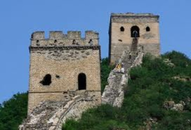 the great wall of the ming