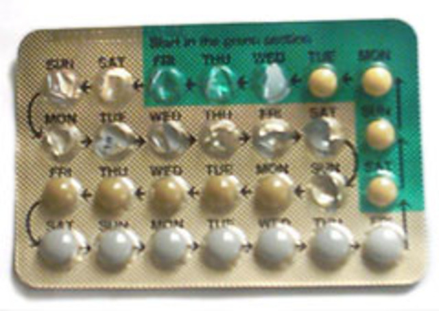 The Pill is Created