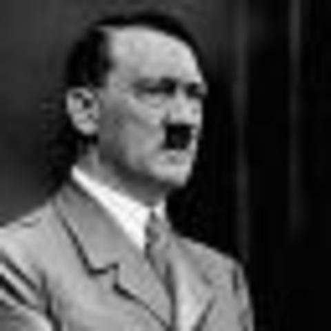 Hitler is leader of the Nazi Party