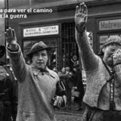 EL CAMINO HACIA LA GUERRA (1931-1939) timeline