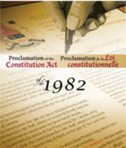 The Constitution Act of 1982