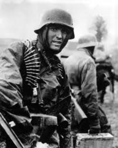 . Battle of the Bulge – last offensive of German Forces