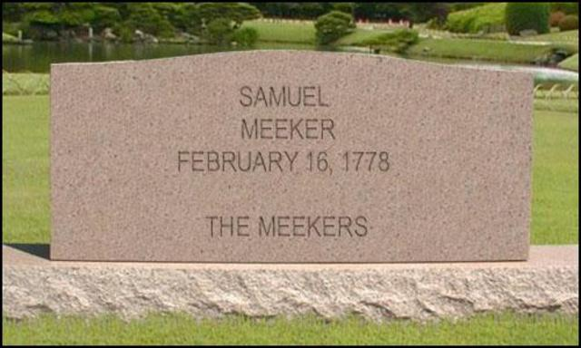 Sam's Death