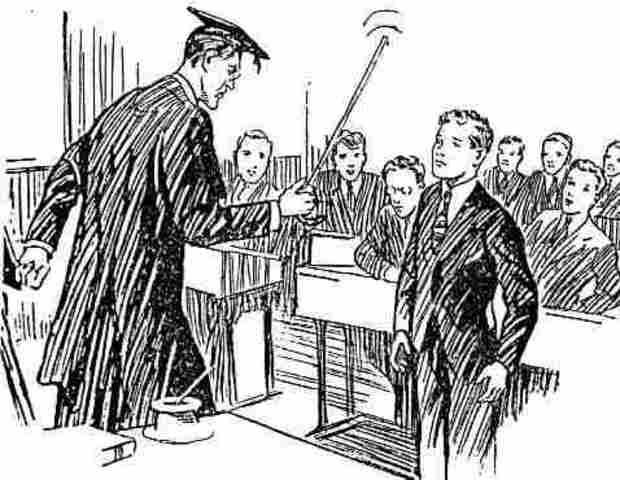 Abolishment of Corporal Punishment