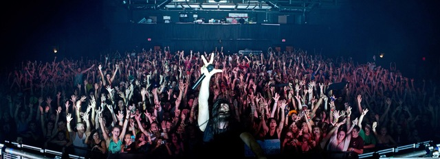 Played at the Marquee Theater in Tempe