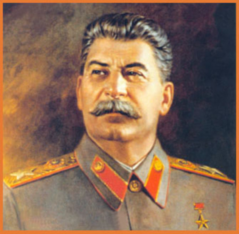 Stalin becomes the leader of the USSR