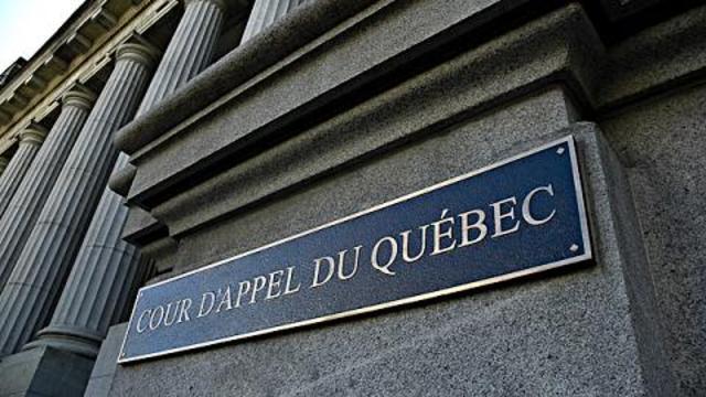 Recours à La Cour d'appel du Québec par RAFI