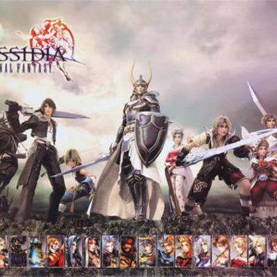 Final Fantasy Scores timeline