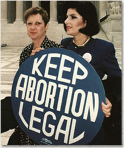 In New York, 1 out of 3 pregnancies ended in abortion.