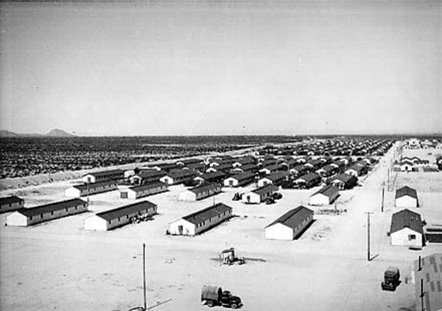 Japanese Americans Sent to Internment Camps