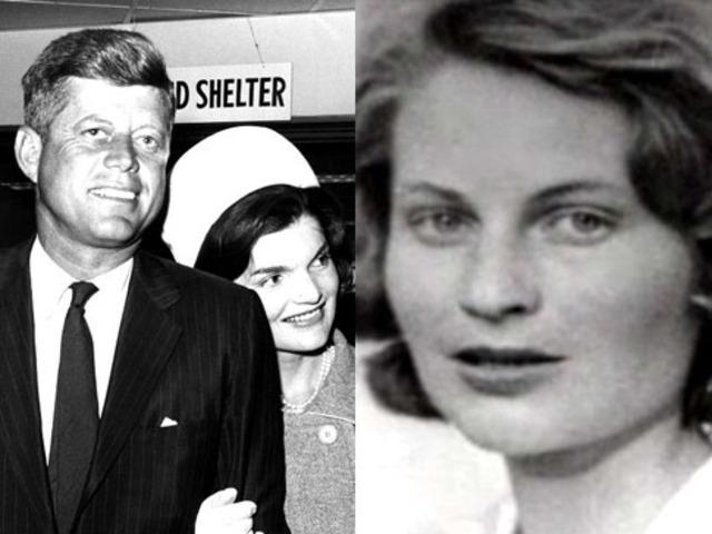 JFK and Women