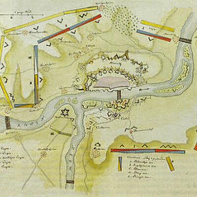 Key battles of the French Revolution timeline