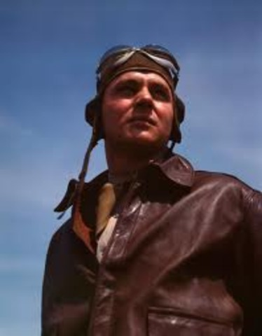 Charlie was killed. He became a bomber pilot and was shot down