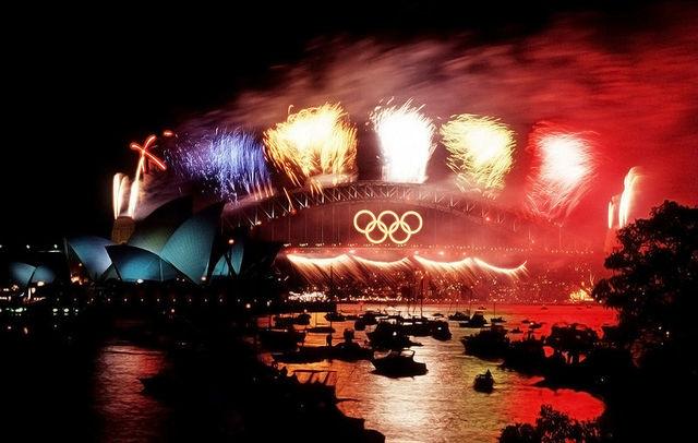 SYDNEY HOSTS XXVII SUMMER OLYMPICS