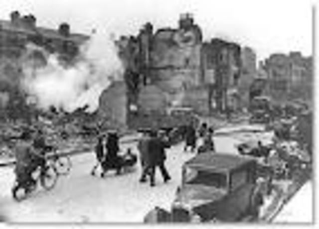 Americans bomb camp. One person dies; it's a Jew