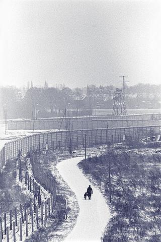 In 1940 coldest winter in Berlin.