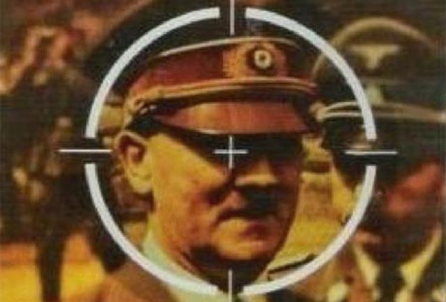 assassanation attempt on Adolf Hitler fails