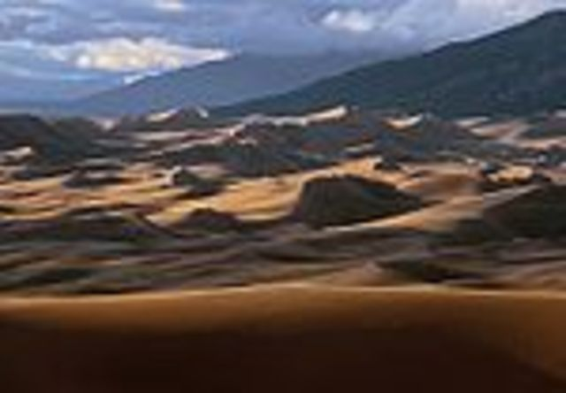 The great sand dune