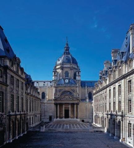 Elie entered Sorbonne University in order to study philosophy