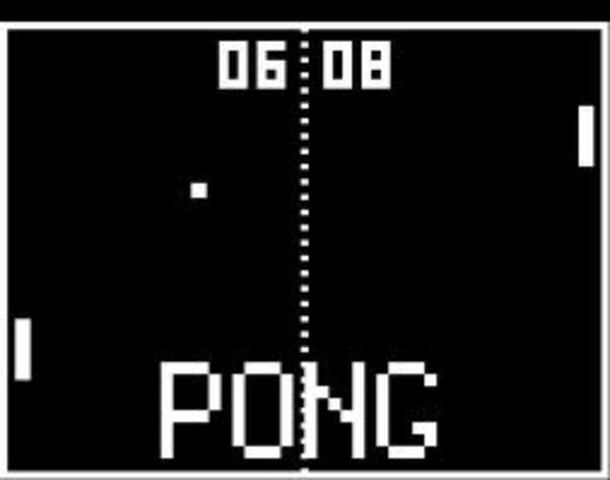 Pong is released
