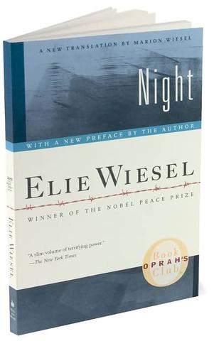 Elie publishes Night, the Enlgish version