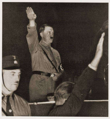 Adlof hitler becomes  the leadder of the Nazi Party