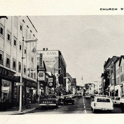 Church Street Changes timeline