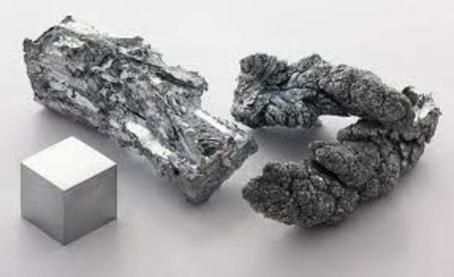 Produccion de zinc