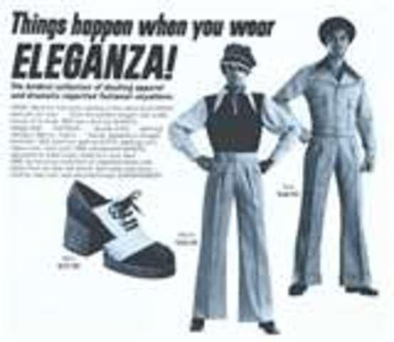 Fashion 1976