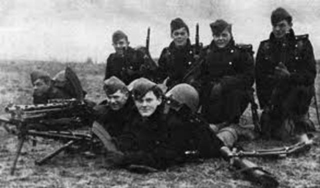 Nazis invade Denmark, Norway, the Netherlands, Luxembourg, and Belgium