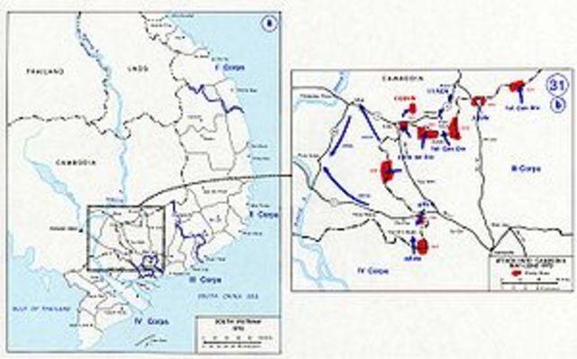 U.S invasion of Cambodia