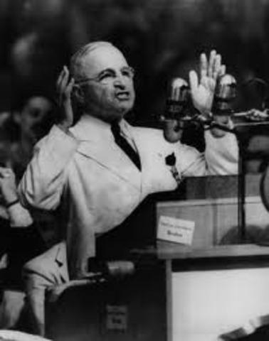 Discurso de Harry Truman