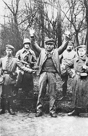 German Revolution of 1918