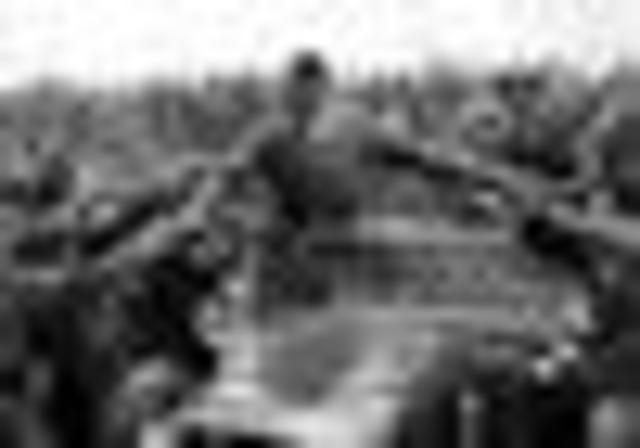 Hitler occupies Czechoslavakia