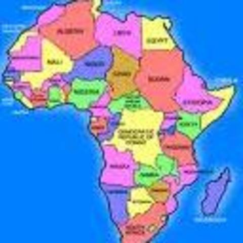 Success in North Africa