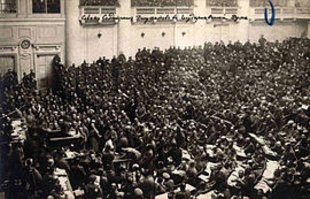 Petrograd Soviet of Workers' and Soldiers' Deputies