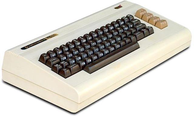 Commodore VIC-20, Commodore 64 y Commodore Amiga