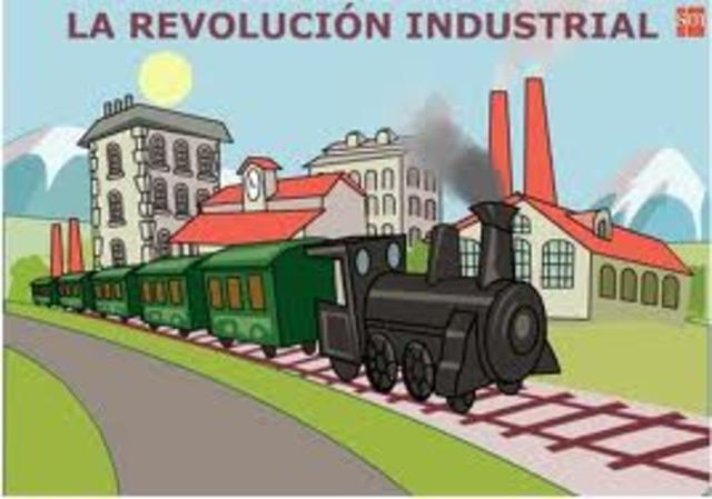 1ª Parte de la  Revolucion Industrial