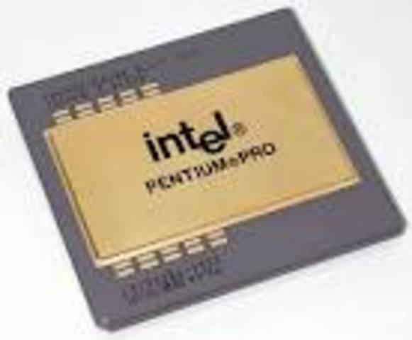 Procesador Pentium Pro de Intel