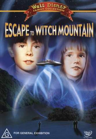 Escape to Witch Mountian