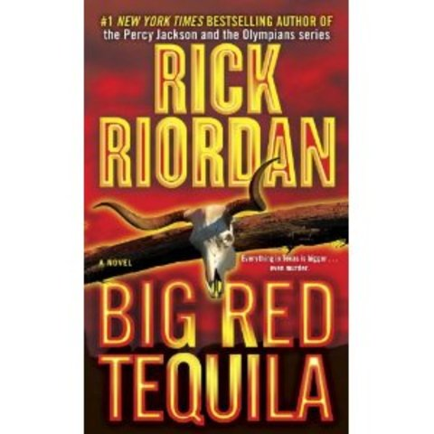 Rick Riordan First Book