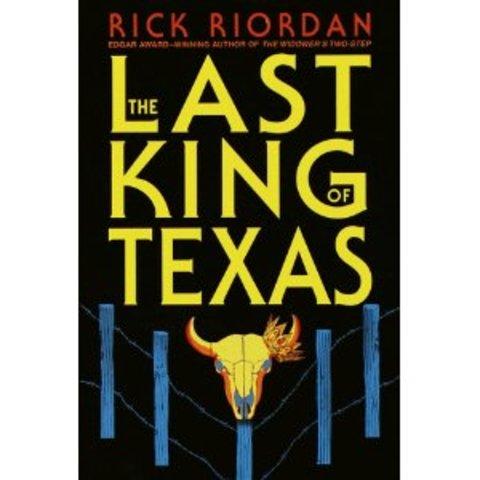 Rick Riordan Finishes the Third Book