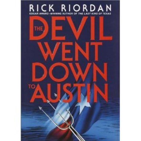Rick Riordan Finishes a Book